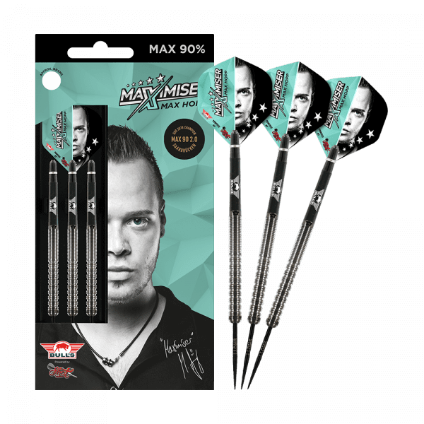 Bulls NL MAX HOPP MAX90 2.0 90% Steeldarts
