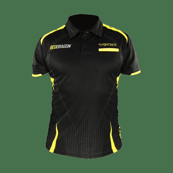 RedDragon Peter Wright Tour Polo Shirt 2019