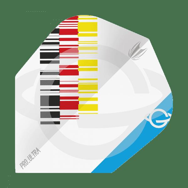 5 Satz Target Pro.Ultra Gabriel Clemens No6 Flights