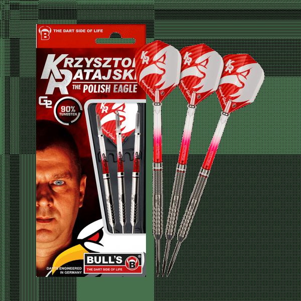 Bulls Krzysztof Ratajski The Polish Eagle G2 Steeldarts - 24 g