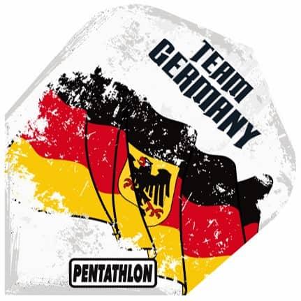 5 Satz Pentathlon Flights Team Germany