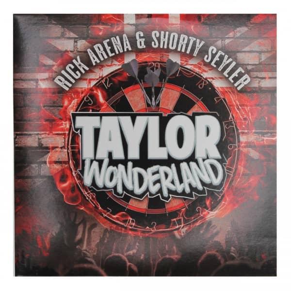 Taylor Wonderland CD - Rick Arena & Shorty Seyler