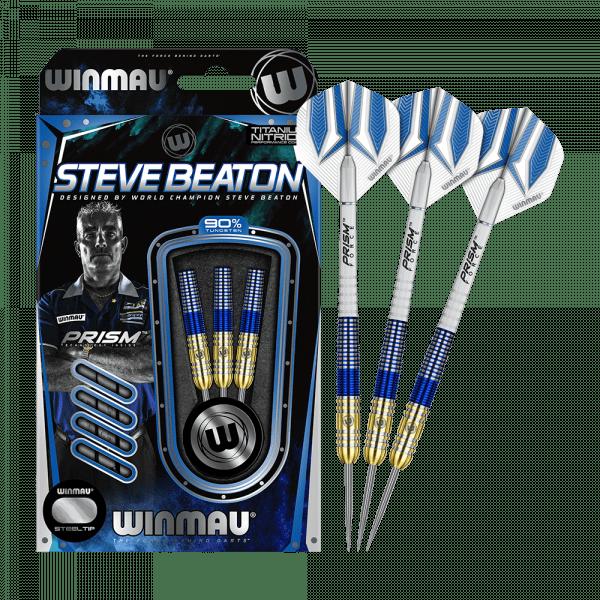 Winmau Steve Beaton Tungsten Steeldarts - 22g
