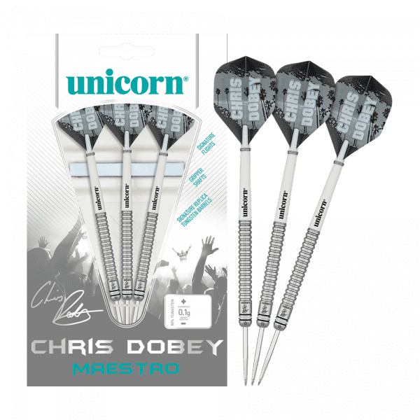 Unicorn Maestro Chris Dobey Steeldarts