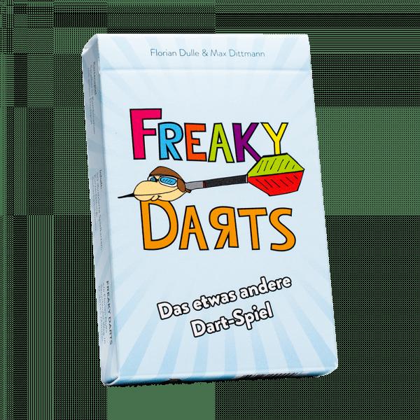 Freaky Darts Kartenspiel