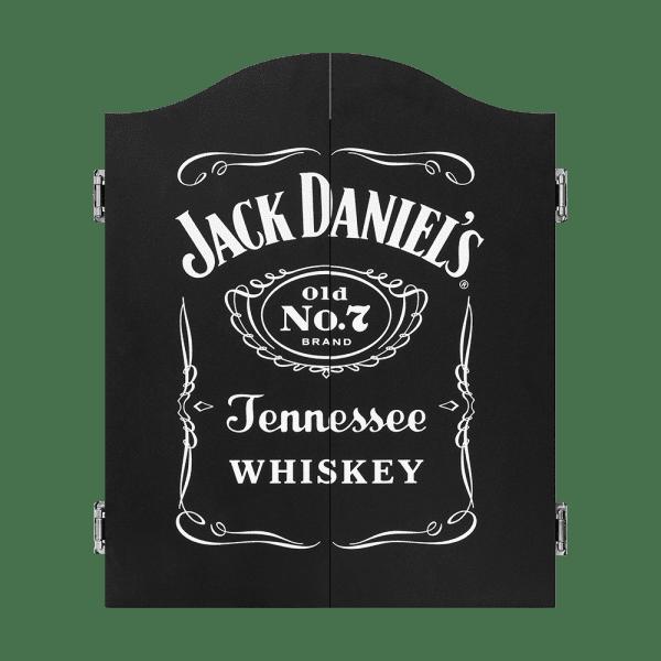 Mission Jack Daniels Dartboard Cabinet