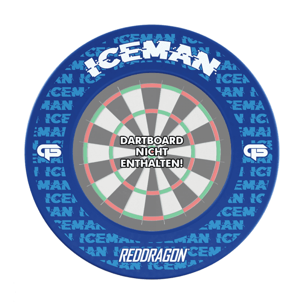 Red Dragon Gerwyn Price Iceman Special Edition Surround