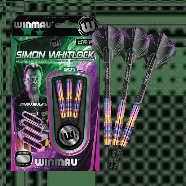 Winmau Simon Whitlock Urban Grip 2018 Softdarts - 18g